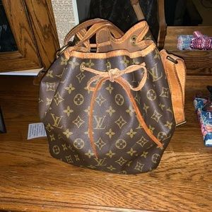 Petit Noe Authentic Louis Vuitton